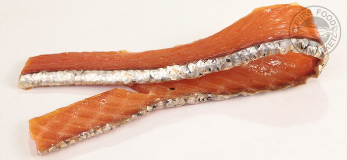 Belly Strip Smoked Salmon Jerky