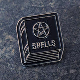 Enamel Pin - Spell Book