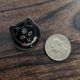 Season of the Witch Pin: Black Cat