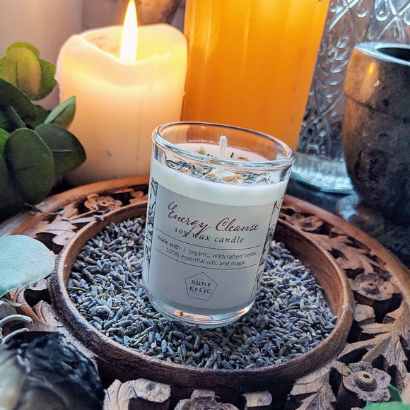 Energy Cleanse | 2 oz. Candle