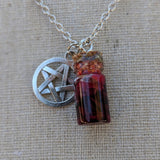 Spell Bottle Necklace | Love