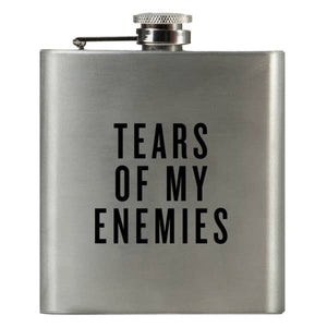 TEARS OF MY ENEMIES FLASK