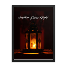 Load image into Gallery viewer, Another Silent Night - Framed Poster