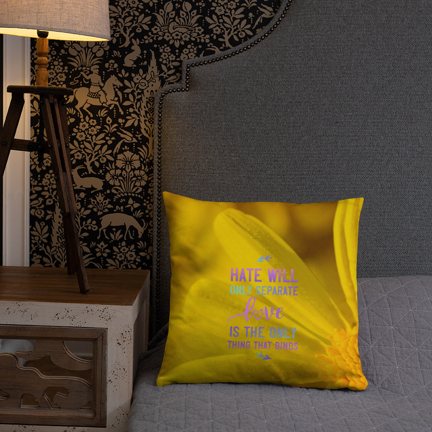 Lyric Art - Graphic LB6 [Pillow]