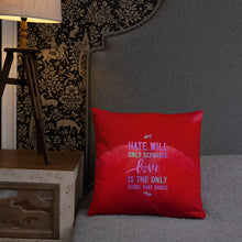 Load image into Gallery viewer, Lyric Art - Graphic LB4 [Pillow]