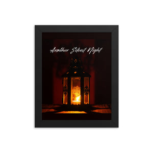 Another Silent Night - Framed Poster