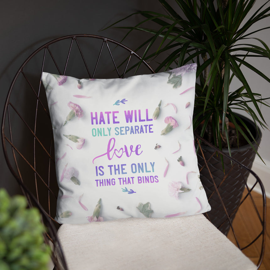 Lyric Art - Graphic LB7 [Pillow]