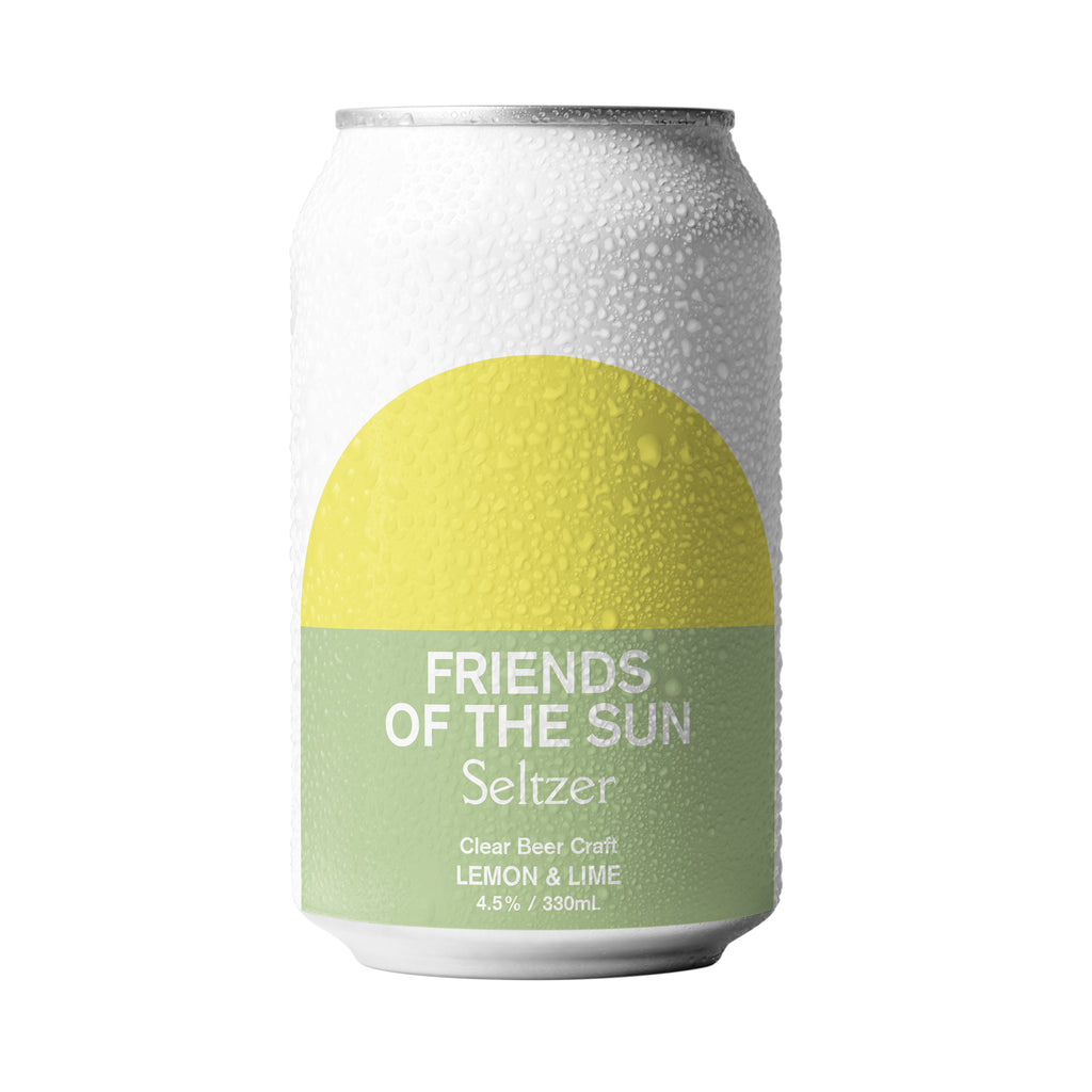 Lemon & Lime Seltzer - Premium Liquor New Zealand