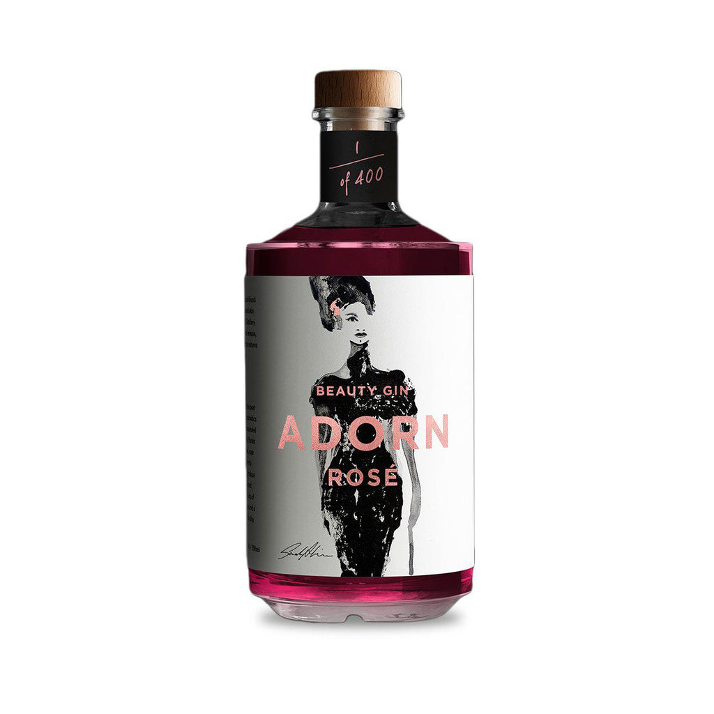 National Distillery Co. Adorn Rose Gin - Premium Liquor New Zealand