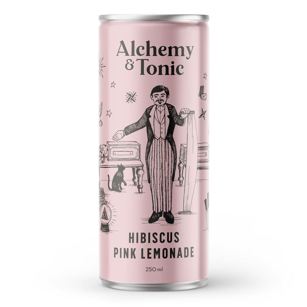 Alchemy & Tonic - Pink Lemonade