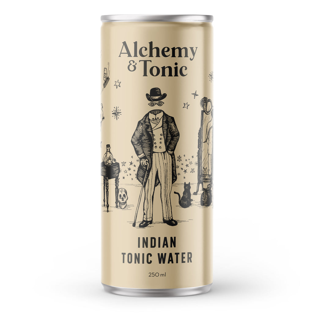 Alchemy & Tonic - Indian Tonic Water