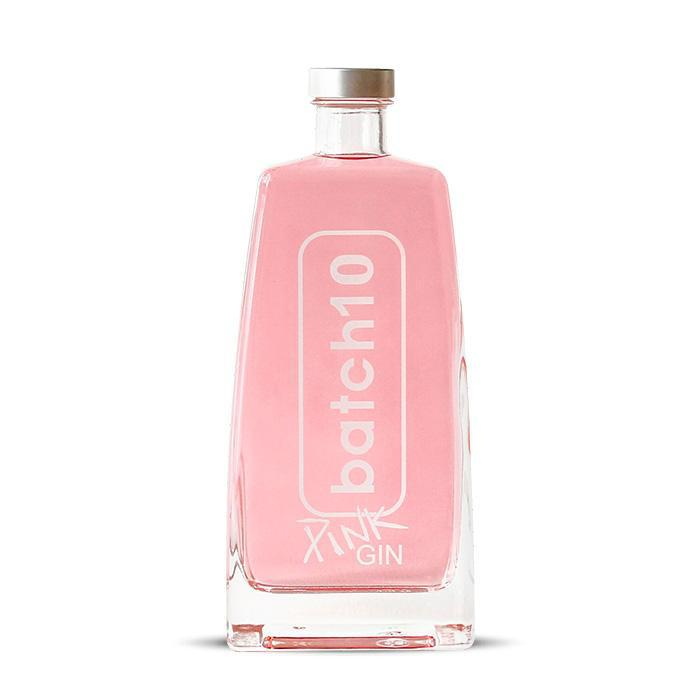 Batch10 Pink Gin - Premium Liquor New Zealand