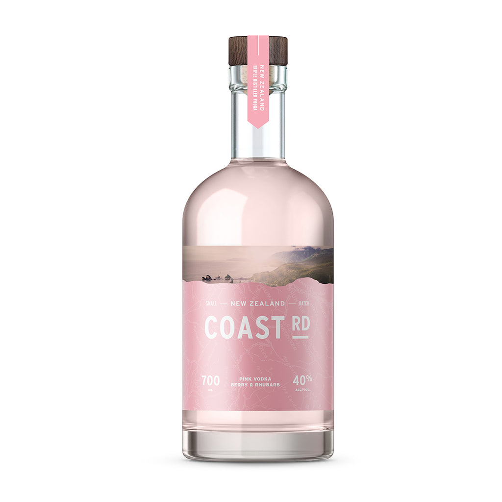 Coast Road Pink Vodka