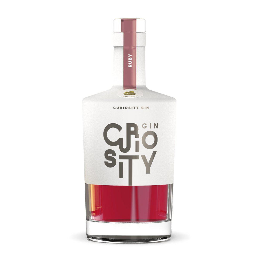 Curiosity Ruby Gin - Premium Liquor New Zealand