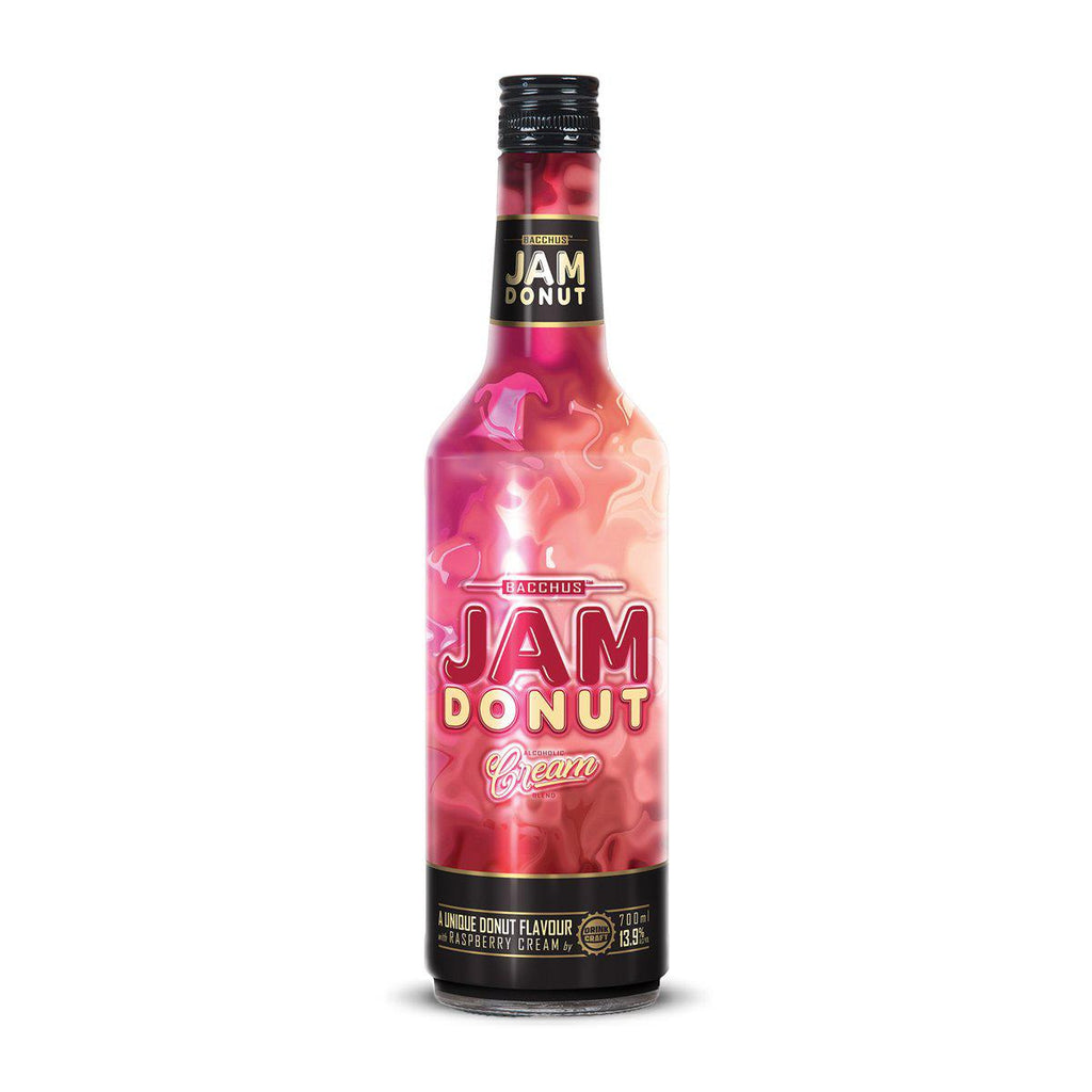 Bacchus Jam Donut Cream - Premium Liquor New Zealand