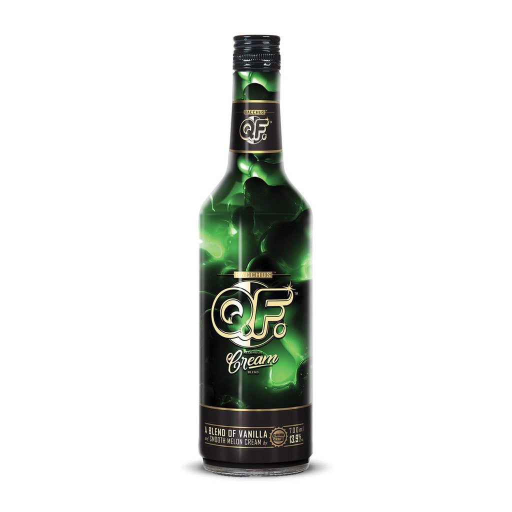 Bacchus QF Cream - Premium Liquor New Zealand
