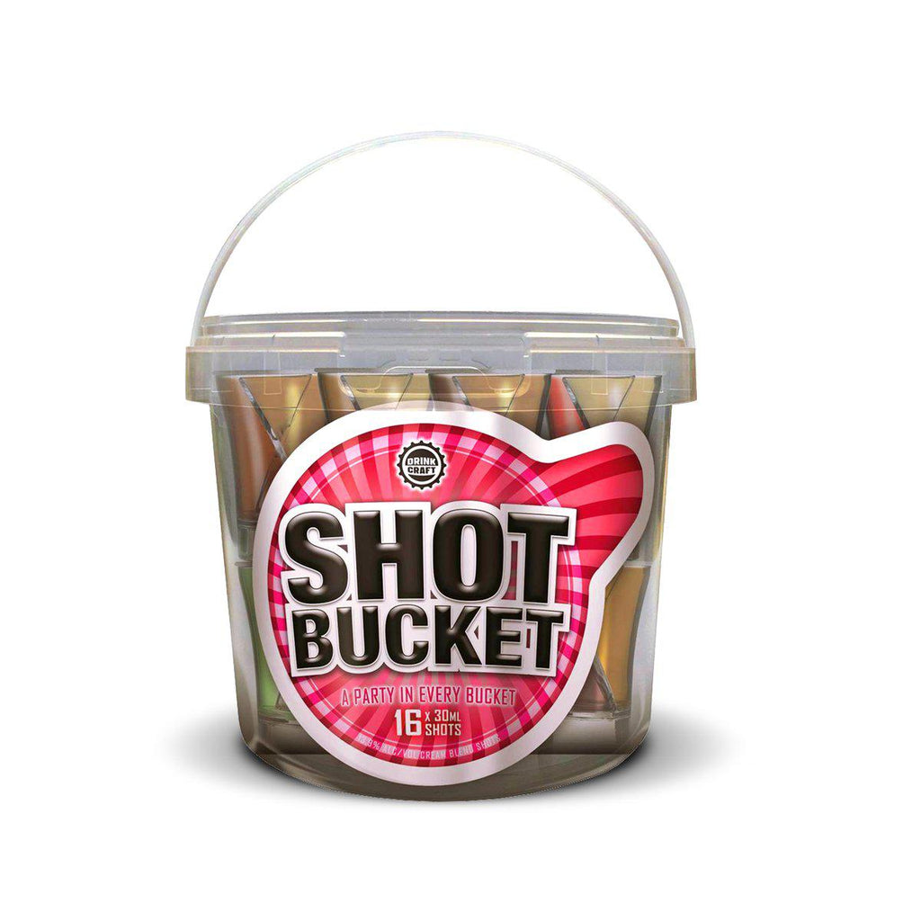 Drink Craft 16 Shot Bucket - Premium Liquor New Zealand