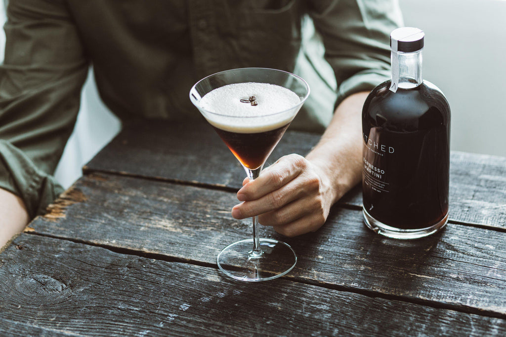 Batched Espresso Martini - Premium Liquor New Zealand