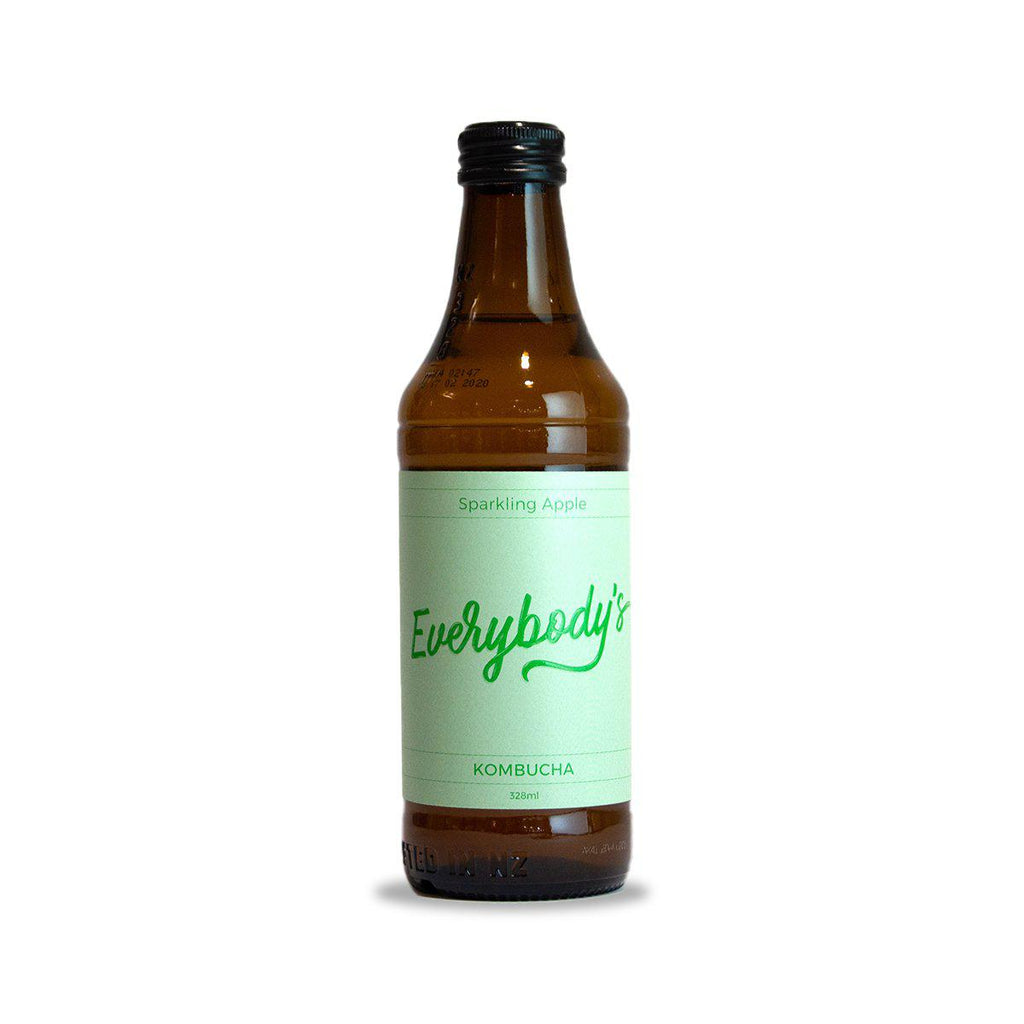 Everybodys Kombucha - Sparkling Apple - Premium Liquor New Zealand