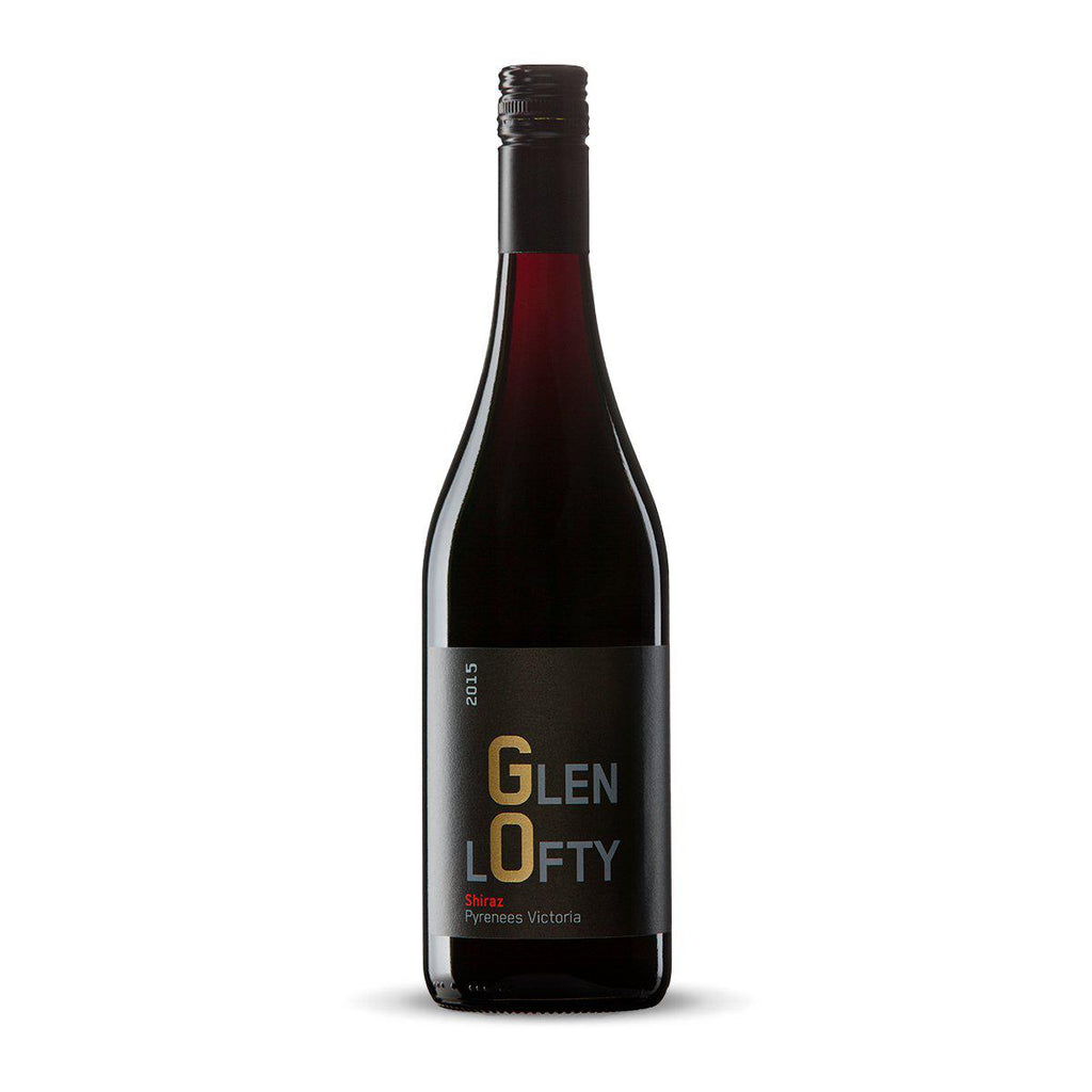Glenlofty GO Pyrenees Shiraz 2015 - Premium Liquor New Zealand