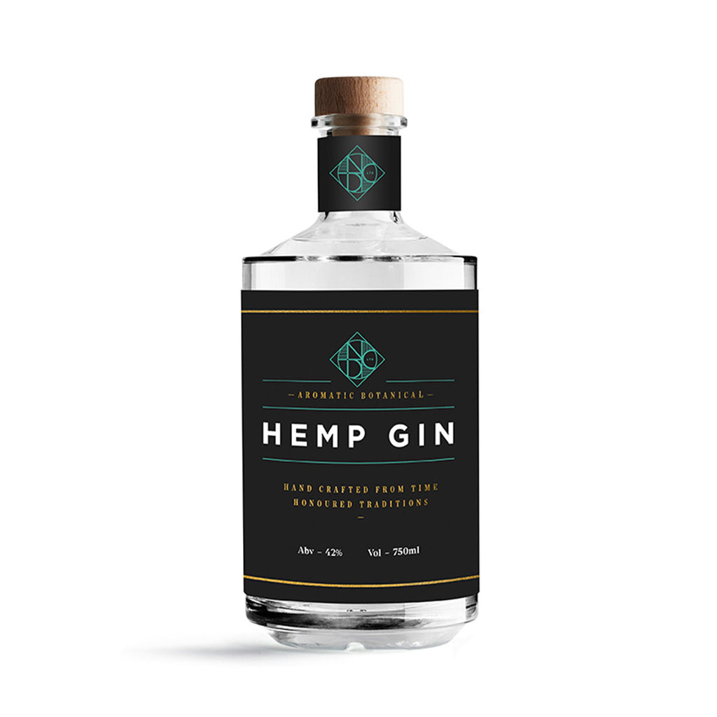 National Distillery Co. Hemp Gin - Premium Liquor New Zealand