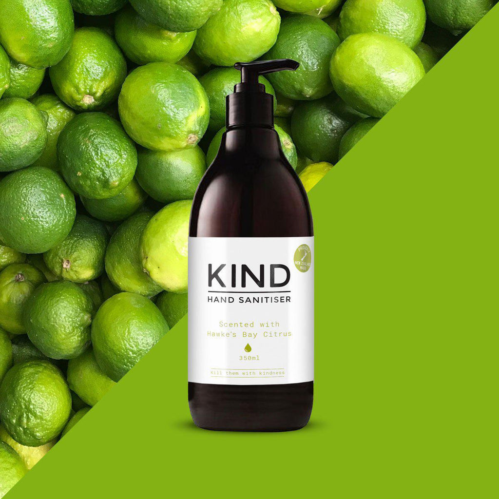 KIND Citrus Hand Sanitiser