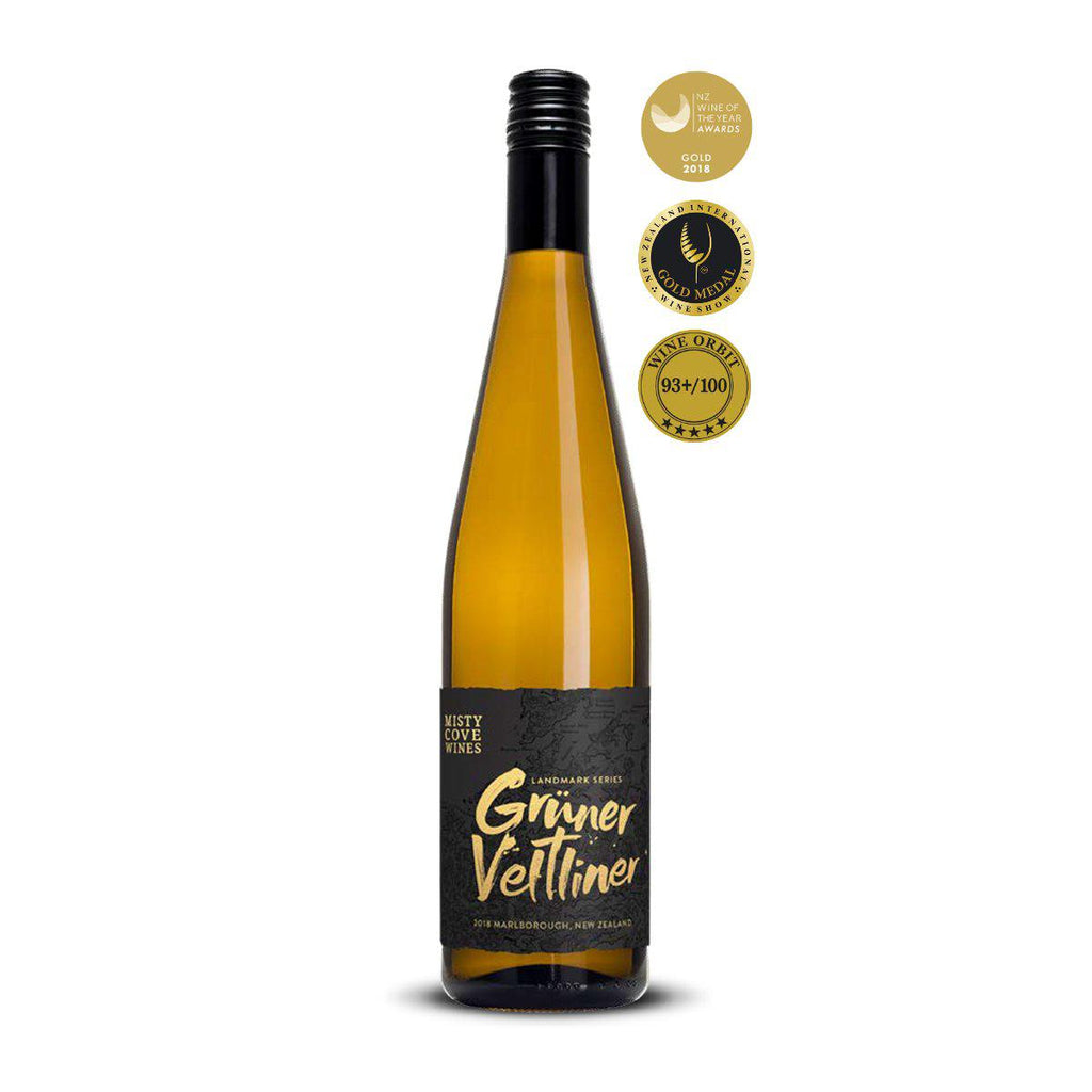 Misty Cove Marlborough Grüner Veltliner 2019 - Premium Liquor New Zealand