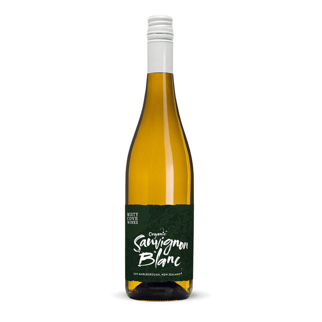 Misty Cove Organic Sauvignon Blanc 2019 - Premium Liquor New Zealand