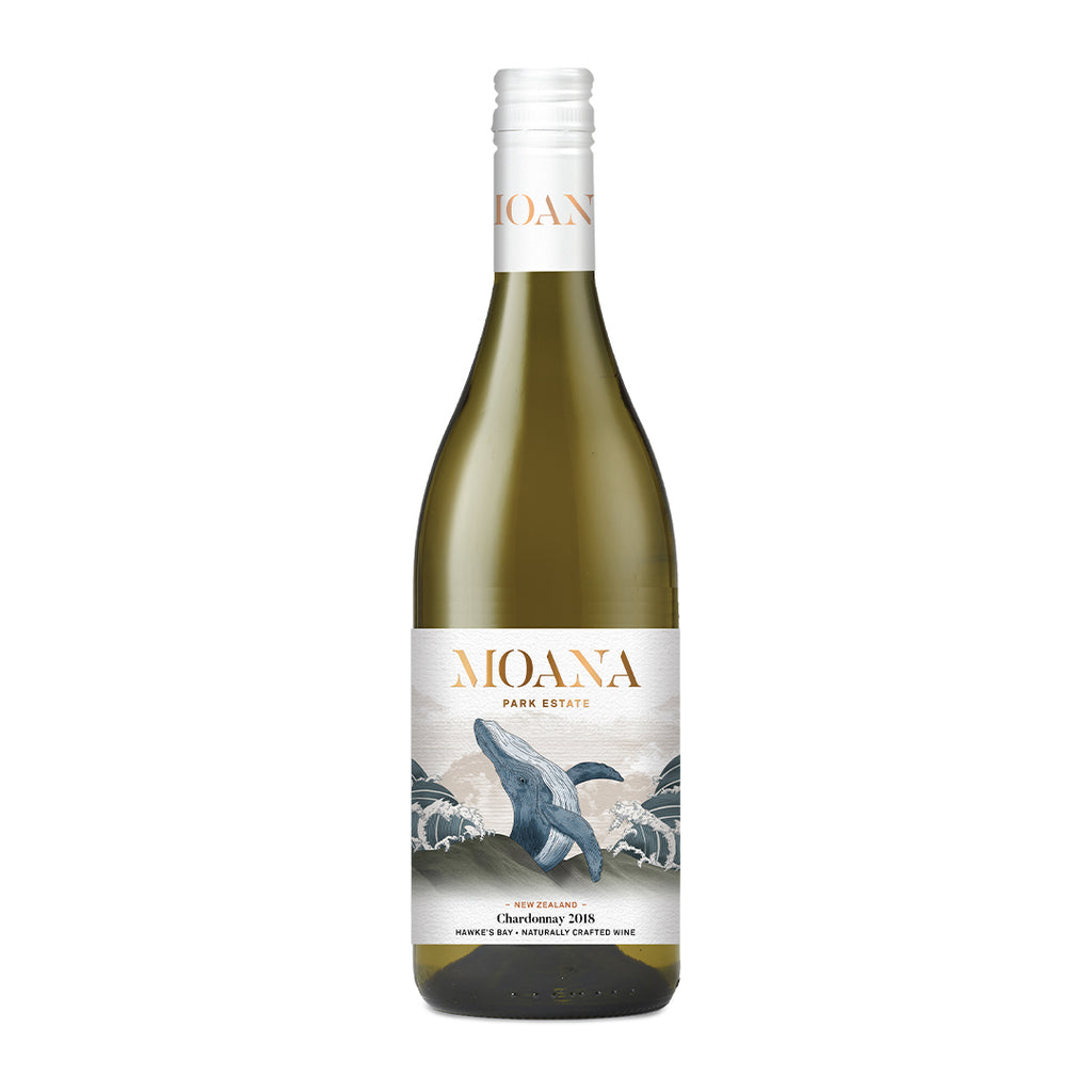 Moana Park Estate Hawkes Bay Chardonnay - Premium Liquor New Zealand