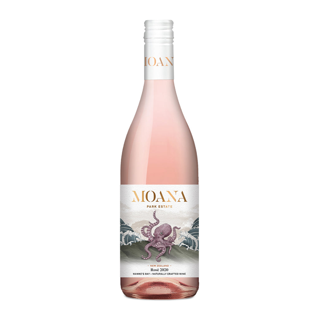 Moana Park Estate Hawkes Bay Rose - Premium Liquor New Zealand