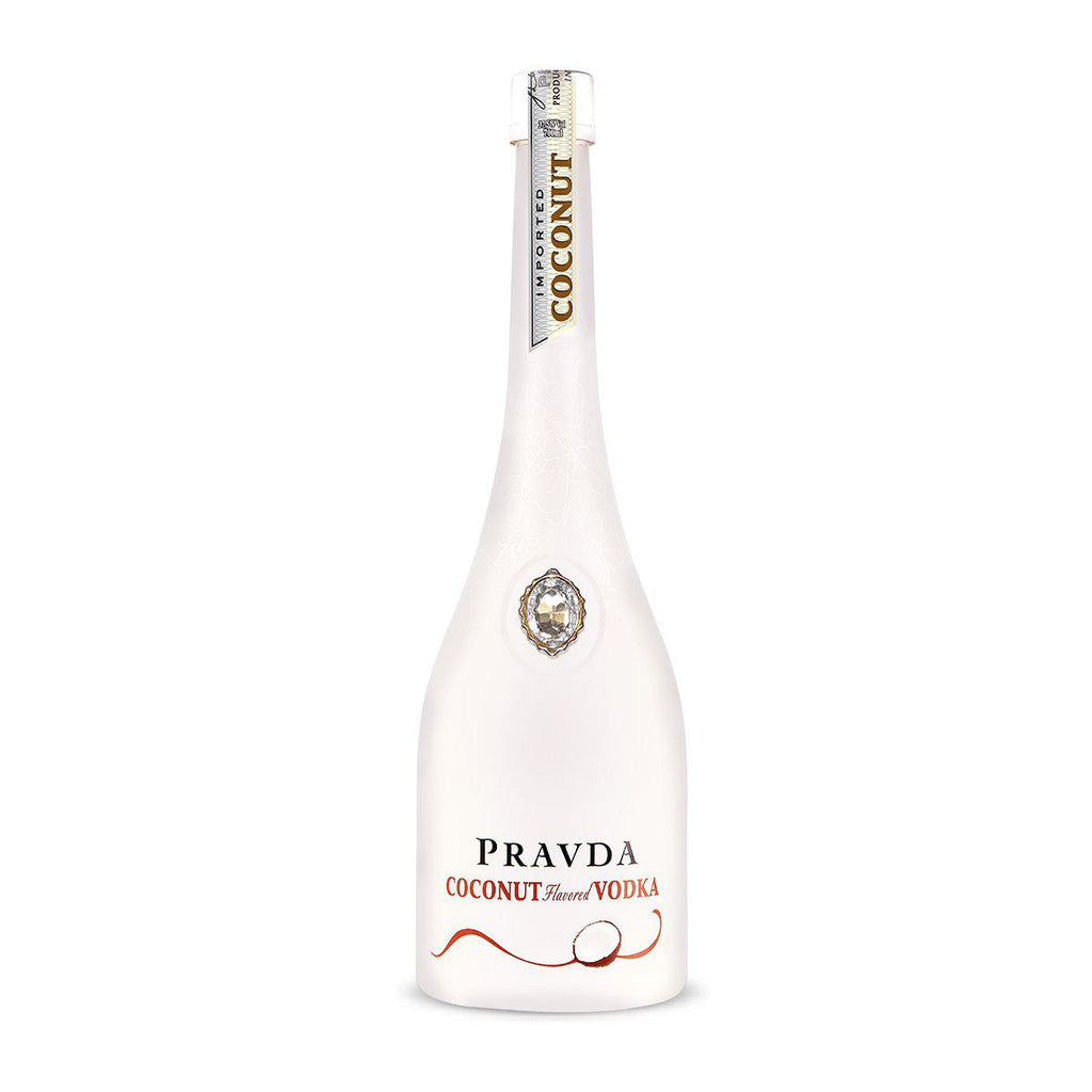 Pravda Coconut Vodka - Premium Liquor New Zealand