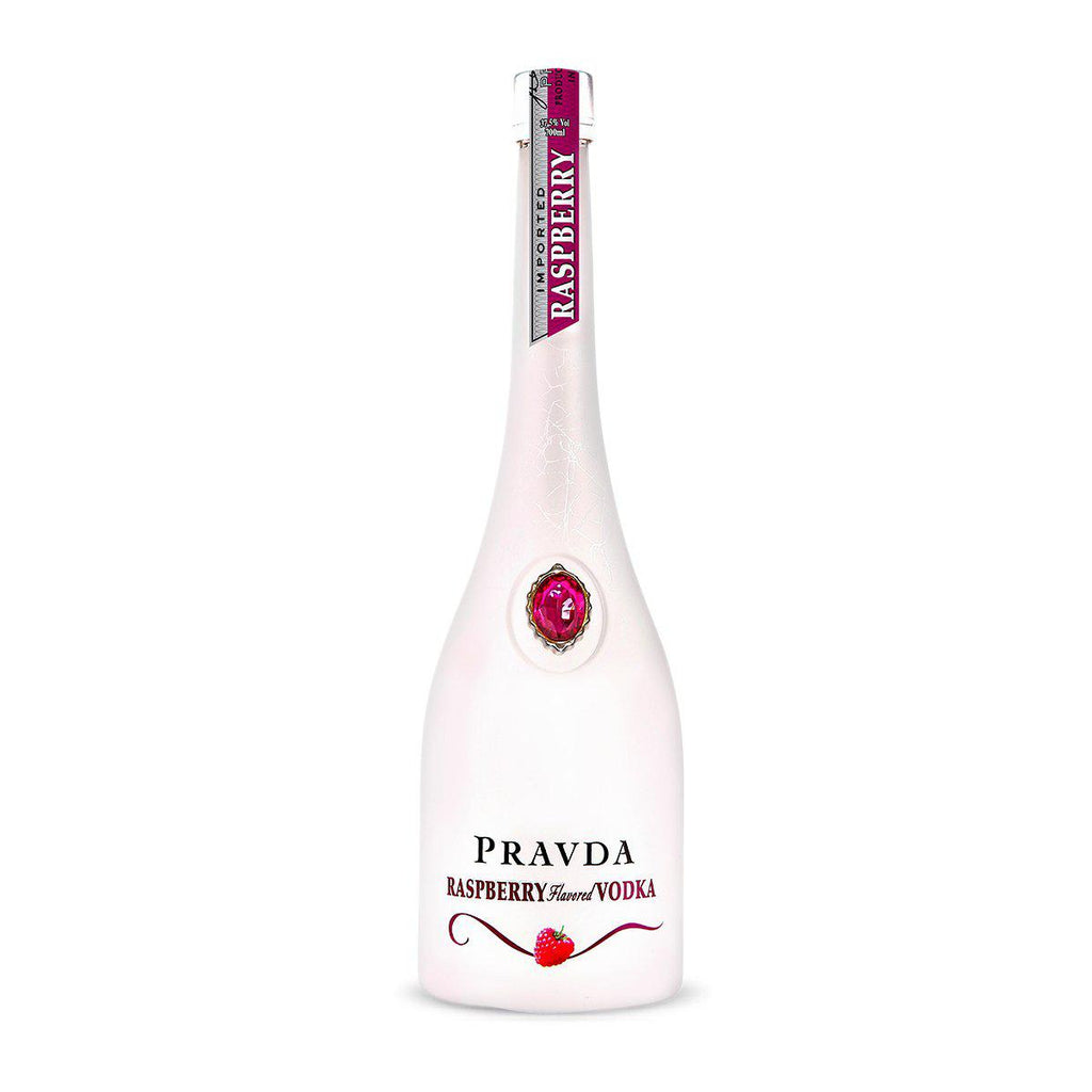 Pravda Raspberry Vodka - Premium Liquor New Zealand