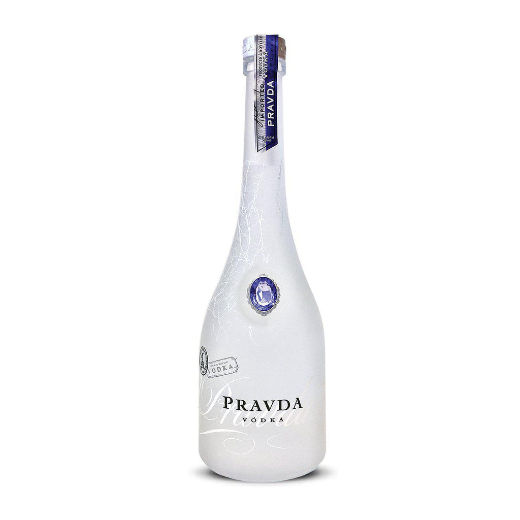 Pravda Pure Vodka - Premium Liquor New Zealand