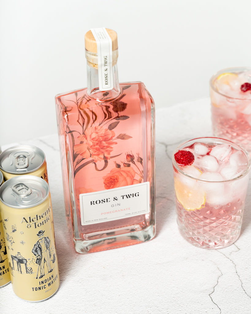 Rose & Twig Gin & Tonic Gift Pack