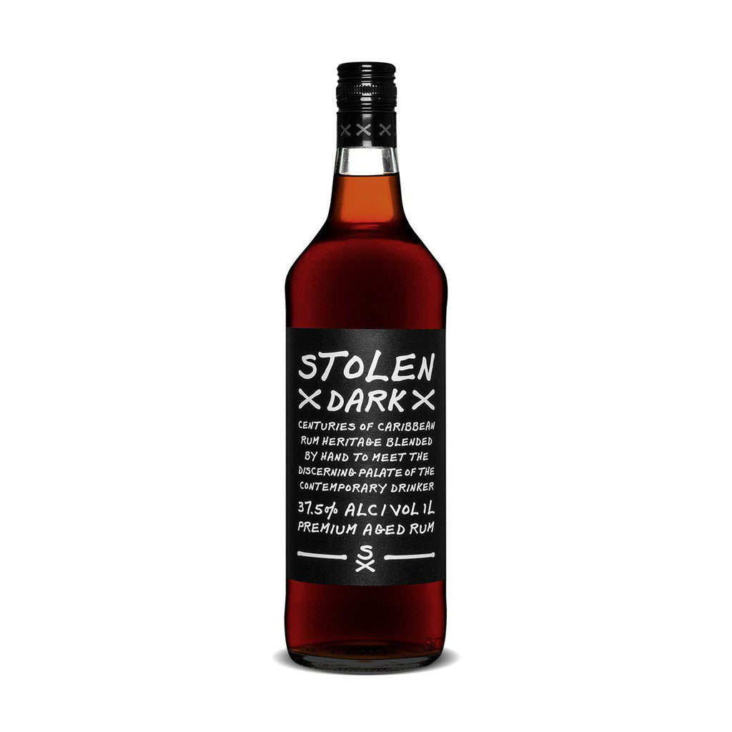 Stolen Rum - Dark Rum 1L - Premium Liquor New Zealand