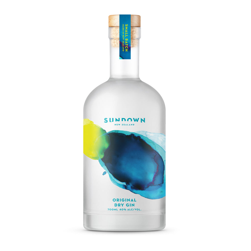 Sundown Original Dry Gin