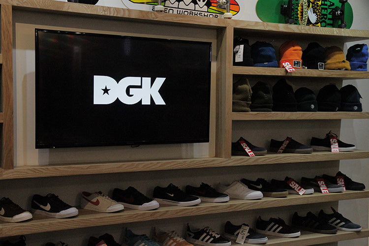 DGK x QUARTERSNACKS PARTY