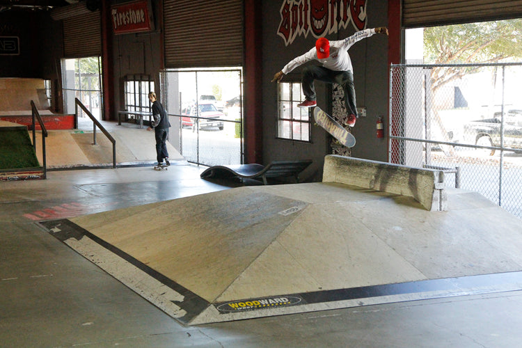 Chris Pierre 360 Flip