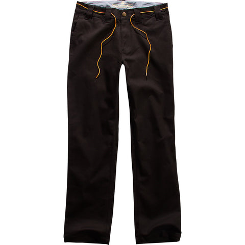 DRIFTER STRETCH CHINOS BLACK