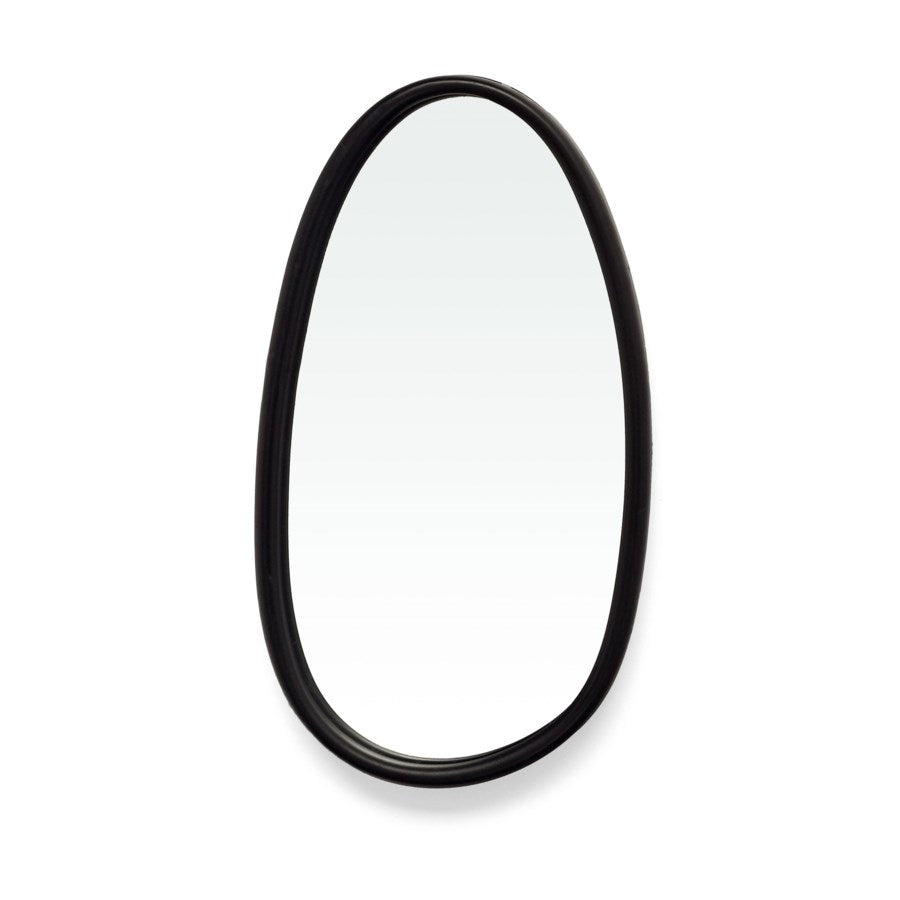 Trenton Small Mirror in Black