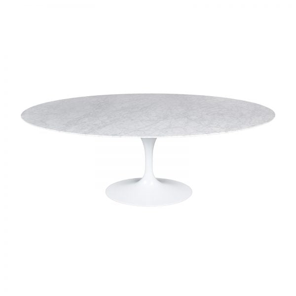 Flute Oval Dining Table