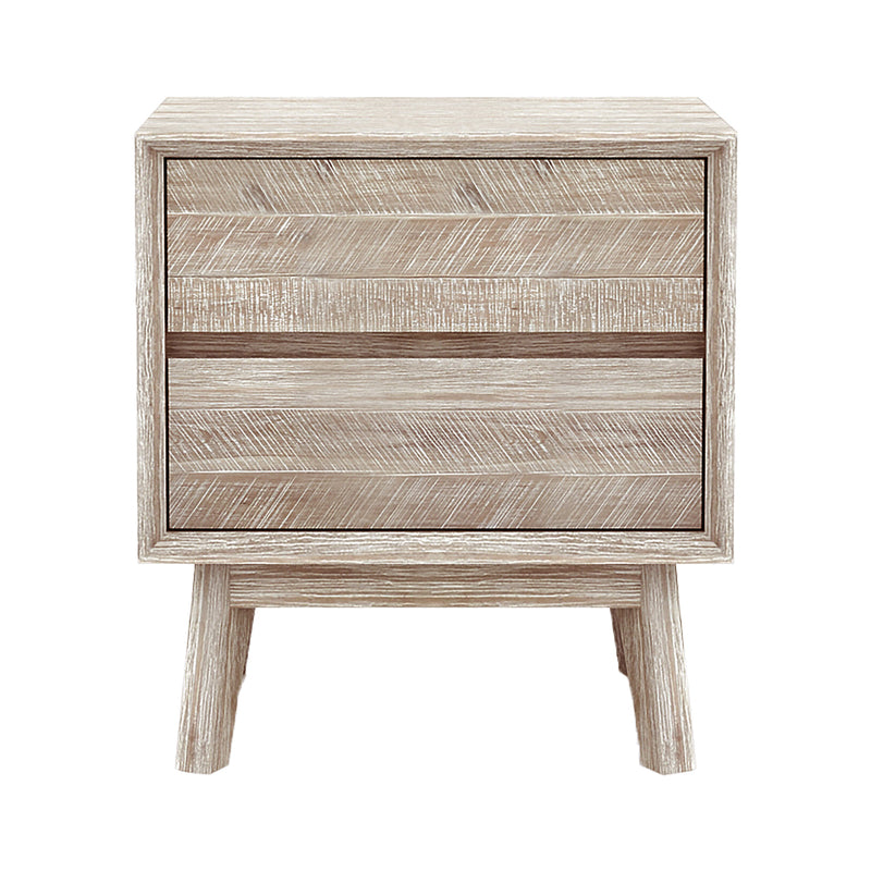 Gia 2 Drawer Nightstand