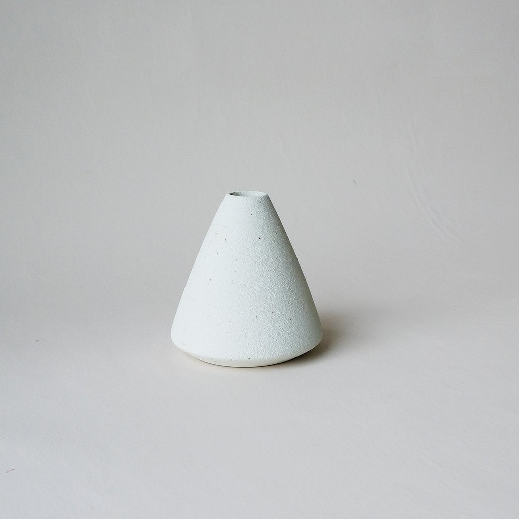 Natural Colour Ceramic Bud Vase