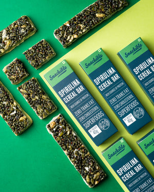 Spirulina Cereal Bar