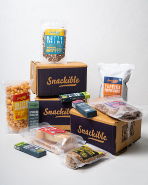 Snackible's Subscription Box