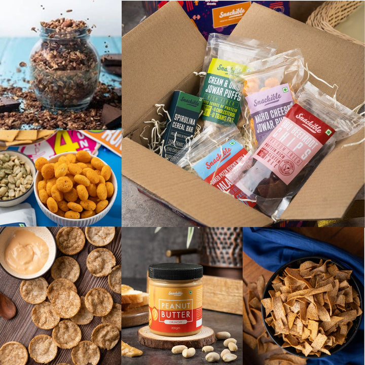 Gluten Free Snacks Gift Box