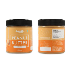 Honey Peanut Butter
