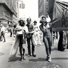 Photo: Leonard Fink, courtesy LGBT Community Center National History Archive.