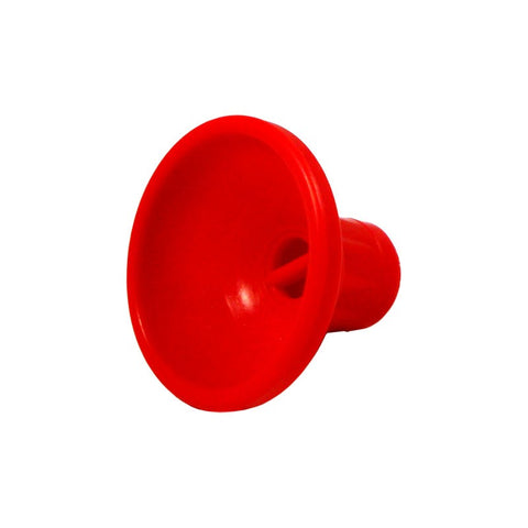 .40 cal Blowgun Paintball Mouthpiece - Red - Berserker Blowguns