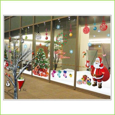Merry Christmas Wall Sticker - Stickers